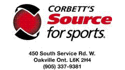 Corbett's Source for Sports